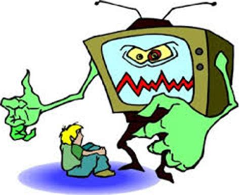 Effects of Television Violence on Children and Teenagers